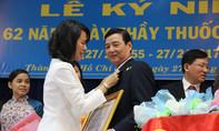 Chủ tịch nước phong tăng danh hiệu Thầy thuốc ưu tú cho 58 bác sĩ