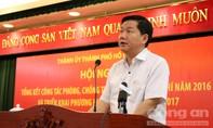 Bí thư Đinh La Thăng nêu 7 vấn đề trọng tâm trong phòng chống tham nhũng