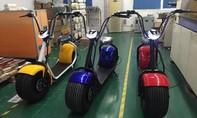 Bán xe điện 'bánh béo' giá 449.000 đồng/chiếc