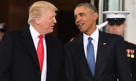 Trump tố Obama đứng sau các vụ rò rỉ tin mật
