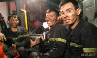 Quảng Nam: Hàng trăm cảnh sát PCCC được huy động dập lửa nhà máy ô tô