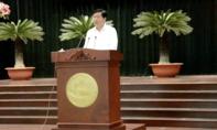 Bí thư Thành ủy Đinh La Thăng: Có quyết tâm sẽ làm được