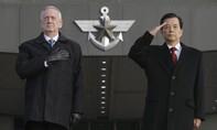 Bộ trưởng Quốc phòng Mỹ cảnh cáo chương trình hạt nhân của Triều Tiên