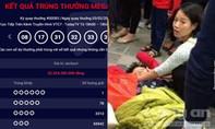 Điểm tin: Trúng số 72 tỷ; cụ bà bị đánh gục trên đường vào lễ chùa Hương
