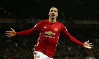 Ibrahimovic lập liên tiếp 2 kỷ lục với bàn thắng vào lưới Leicester