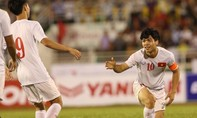 Công Phượng lập công, U23 Việt Nam đè bẹp Malaysia