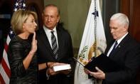 Phó tổng thống Mỹ bỏ phiếu phá vỡ bế tắc phê chuẩn Bộ trưởng Giáo dục