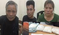 Triệt phá đường dây ma túy đá từ Trung Quốc vào Sài Gòn