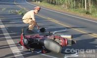 Truy tìm xe tải gây tai nạn liên hoàn rồi bỏ trốn
