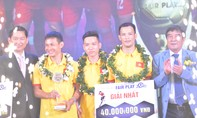Giải Fair Play 2016 vinh danh tuyển Futsal Việt Nam