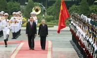 Tăng cường sự tin cậy, hiểu biết và tình cảm giữa nhân dân hai nước