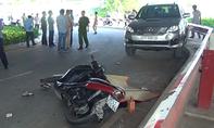 TP.HCM: Người đàn ông nằm chết bên đường nghi do tai nạn