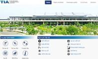 Website sân bay Tân Sơn Nhất bị hack