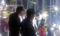 TP.HCM: Đột kích quán bar, tạm giữ nhiều dân chơi phê ma tuý