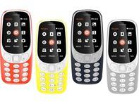 """Nokia 3310, sự trở lại của """"Ông Hoàng"""""""