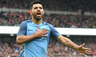 Manchester City nhẹ nhàng đi tiếp ở tứ kết FA Cup