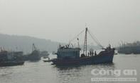 Rơi từ boong tàu xuống biển, một ngư dân thiệt mạng