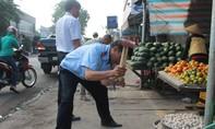 Giành lại vỉa hè tại Biên Hòa: Lấy vạch sơn bên đường làm chuẩn