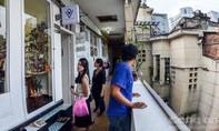 TP.HCM di dời các hộ dân tại chung cư 'chờ sập'