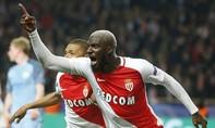 Manchester City bị Monaco đá bay khỏi Champions League