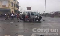 Tai nạn kinh hoàng, 3 người tử vong, hàng chục người nguy kịch