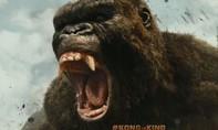 'Kong: Skull Island' trở thành ông vua phòng vé sau một tuần công chiếu
