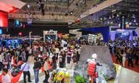 Triển lãm mô tô, xe máy Việt Nam 2017 sẽ diễn ra từ ngày 4-7/5