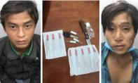 Hai con nghiện nhiễm HIV dùng dao tấn công trinh sát đặc nhiệm