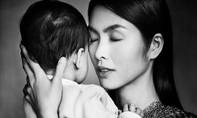 'Ngọc nữ' Tăng Thanh Hà sinh con thứ hai