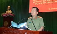 Công tác trực ban, trực chỉ huy trong Công an Nhân dân