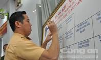Phòng CSGT kết nghĩa với các đơn vị để đảm bảo ATGT