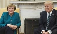 Cuộc gặp giữa Trump và Merkel: 'Đồng sàn dị mộng'