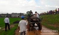 Hà Tĩnh: Đi chăn trâu gặp mưa giông, một phụ nữ bị sét đánh tử vong