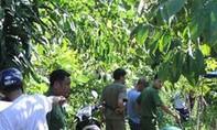 Xác nam thanh niên bị quấn chăn trong vườn cà phê