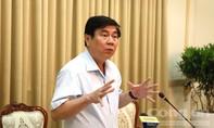 Chủ tịch Nguyễn Thành Phong yêu cầu tháo dỡ nhà vệ sinh công cộng trên vỉa hè
