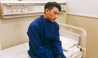 Ca sĩ Isaac kiệt sức phải nhập viện tại Hàn Quốc