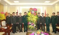 Tổng cục Chính trị CAND: Chúc mừng Bộ Tư lệnh Bộ đội Biên phòng nhân Ngày truyền thống