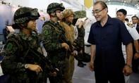 Không, hải quân Đài Loan huấn luyện chung trên Biển Đông