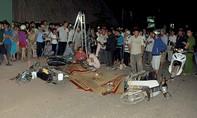 Khởi tố vụ án xe ben tông chết thai phụ và con gái ở Đồng Nai