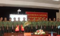 Thứ trưởng Nguyễn Văn Thành làm việc với Trường Đại học An ninh