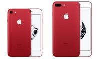 Apple ra mắt phiên bản iPhone 7 màu đỏ