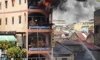 Xôn xao clip 'công nghệ chữa cháy yếu': Giám đốc Cảnh sát PCCC TP.HCM lên tiếng