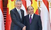 Việt Nam - Singapore ra Tuyên bố chung