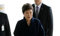 Công tố viên yêu cầu bắt cựu tổng thống Park