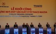 Thủ tướng bấm nút khởi công nhà máy sản xuất ô tô hơn nửa tỷ USD