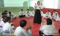 Nữ võ sư mở lớp võ 'Thế giới là yêu thương'