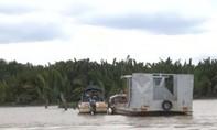 Vẫn còn cát tặc trên sông Đồng Nai