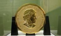 Đồng tiền vàng 4,5 triệu USD ở Đức bị đánh cắp