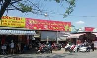 """Tiểu thương chợ Phước Long kêu cứu vì bị hành xử """"kiểu xã hội đen"""""""