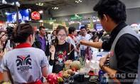 Hơn 100 danh nghiệp tham gia Triển lãm Việt Nam Cafe Show 2017